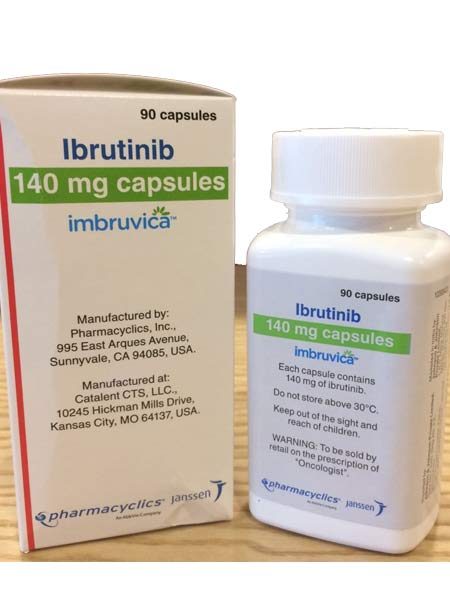 Buy Imbruvica Ibrutinib 140 Mg Capsules View Uses Side
